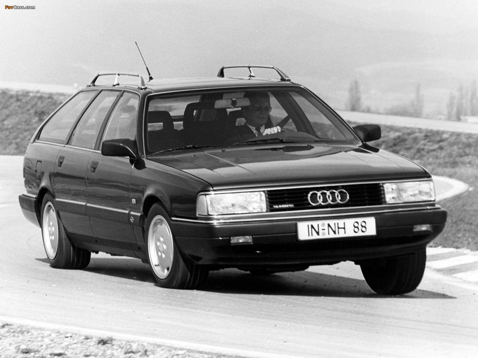 1990 Audi 200 Turbo Quattro Specs, Colors, 0-60, 0-100, Quarter Mile Drag and Top Speed Review ...