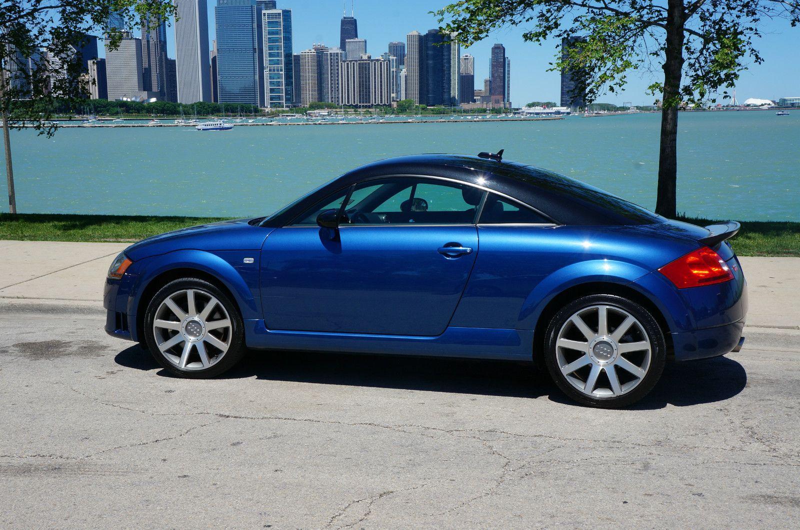 2008 Audi TT Coupe 3.2 quattro Specs, Colors, 0-60, 0-100 ...