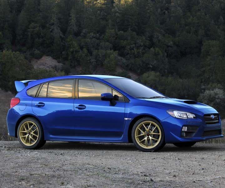 2019 Subaru WRX Sti Sport-Tech With Wing Spoiler Specs