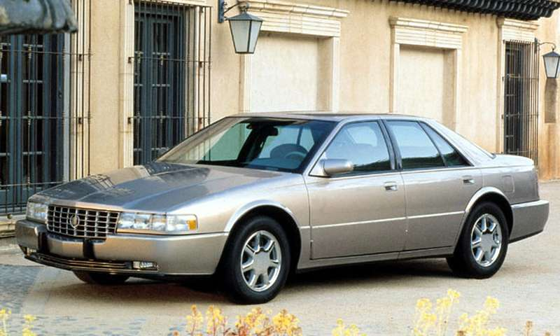 1993 Cadillac Seville STS Specs, Colors, 0-60, 0-100 ...